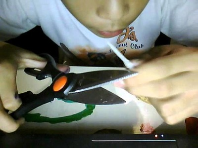 Make your own ds stylus