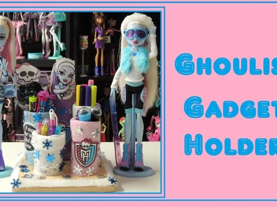 Monster High Arts and Craft with Nessy.WookieWarrior23