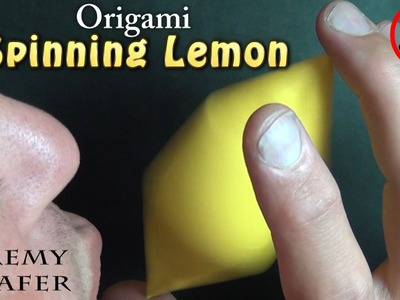 Origami Spinning Lemon (no music)