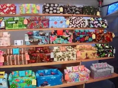 Part 1 Hillside Farm Spring Craft Fair, in Norco, California