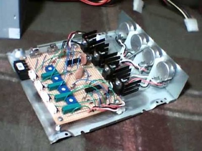 PWM fan controller - DIY - 2 or 3 wire fans - 555 timer