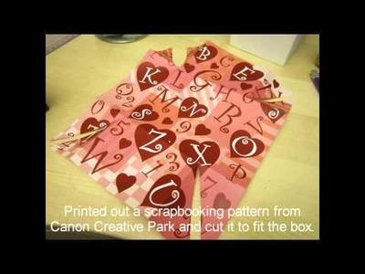 Quick creative crafts video