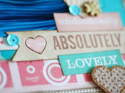 Scrapbooking with the Shimelle Collection :: Welcome to the Seaside