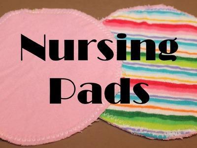 *Sewing DIY* Reusable Nursing Pads