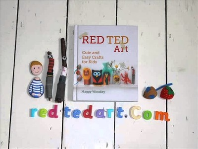 Welcome To Red Ted Art's Youtube Channel