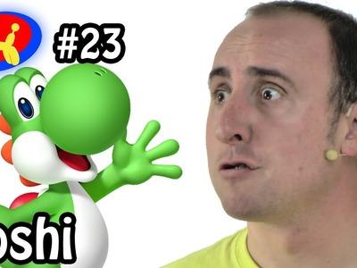 Yoshi - Balloon ! Win ! Fail ! #23