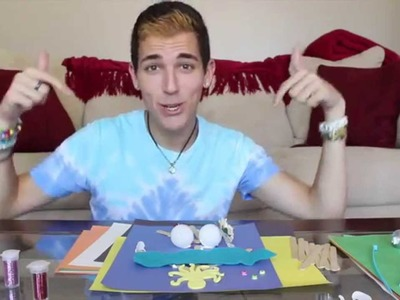 BUILD A BAE   CRAFTS WITH ZACK!