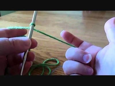 Cast-On Methods For Left-Handed Knitters.wmv
