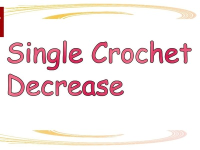 Crochet Stitch Tip