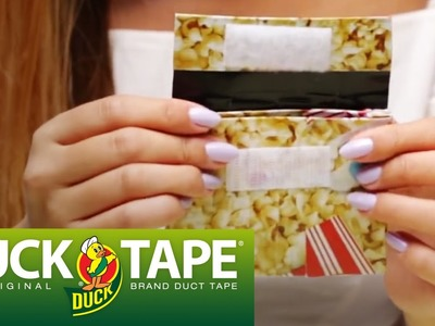 Duck Tape Crafts: How to Make an Accordion Wallet with LaurDIY