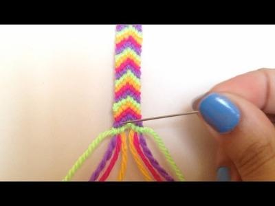 Friendship Bracelets- part (2)