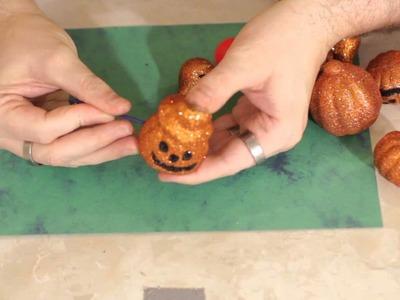 Halloween Garlands Craft : Arts & Crafts