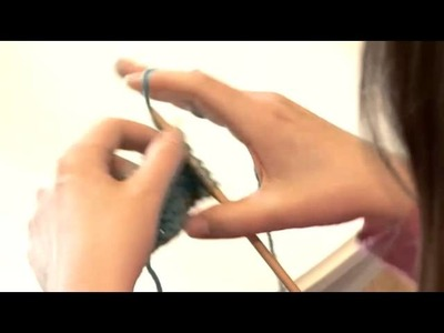 How To Create Garter Stitch
