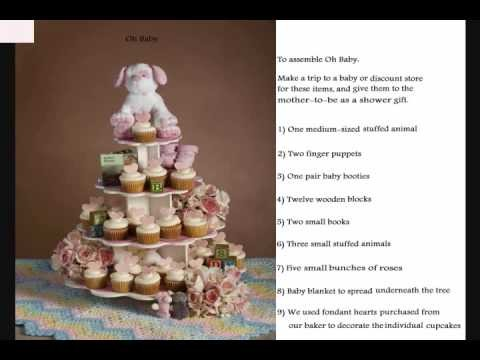 How to Decorate a Cupcake Tree. VIEW IN FULL-SCREEN MODE.