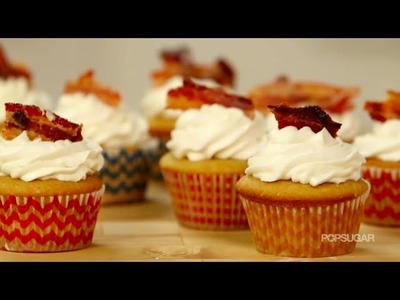 How to Make Maple Bacon Cupcakes