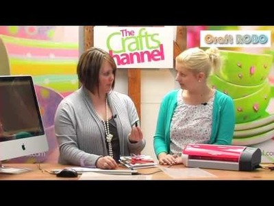 Introduction to Craft ROBO with Kirsty Wiseman