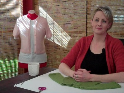 Learn to Knit a Raglan Sweater - Toddler Tunic Part 5