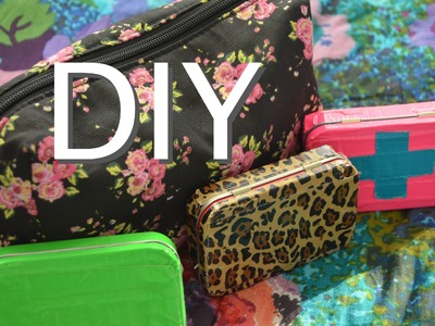 Locker Essentials Bag + DIY Emergency Kit