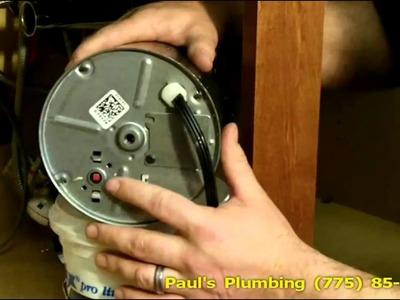 Reno Plumber: DIY Tip #1 -  Changing a Garbage Disposal