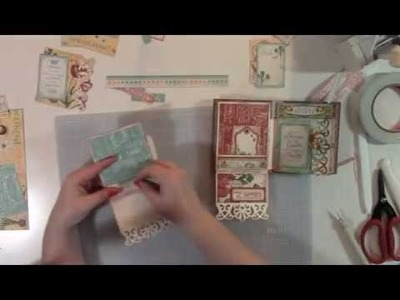 Seasonal Mini Albums Video Tutorial