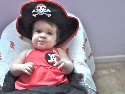 Baby DIY Pirate Costume