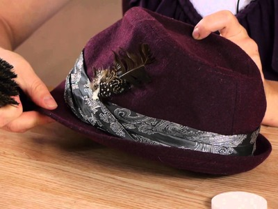 Can You Wash a Hard Felt Hat? : Home Craft Tips