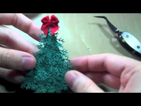 Christmas Tree Tutorial Part 1