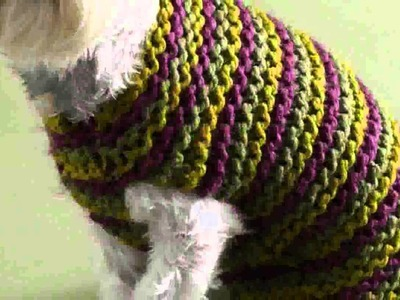 Crochet Dog Sweater Free Pattern Easy -  New Pictures