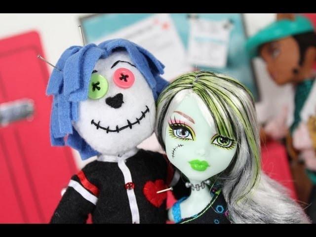 Custom Doll: Hoodude Voodoo