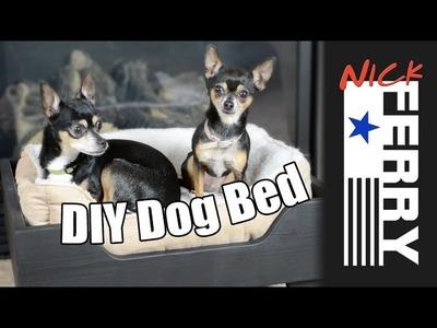 Ⓕ DIY Dog Bed (ep29)