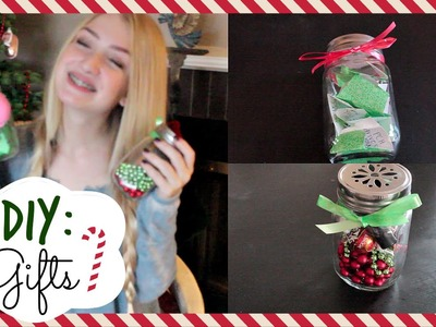 GIFT GIVING GUIDE: 5 DIY & INEXPENSIVE GIFT IDEAS!