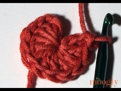 How to Crochet: Chainless Starting Double Crochet in the Magic Ring