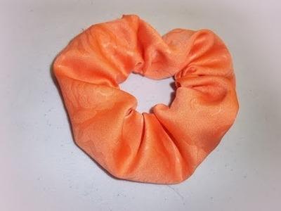 How to make a hair scrunchie - EP