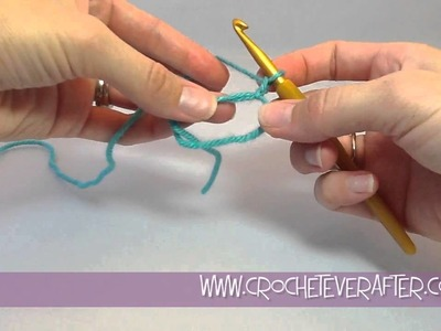 Magic Adjustable Loop In Single Crochet Tutorial