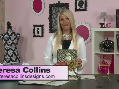 My Craft Channel: Teresa Collins A to Z Documented Book