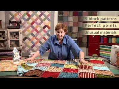 Quilting Quickly Level II with Jenny Doan on Craftsy.com