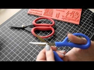Tool Review - SI EZMount Craft Scissors