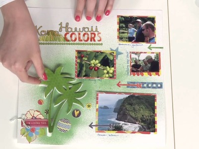 3 Scrapbook Tricks for Adding Spray Ink.m4v