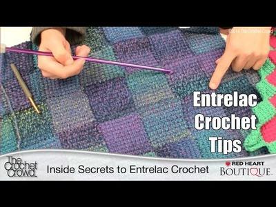 Deciphering Entrelac Crochet, Tips & Insider Secrets