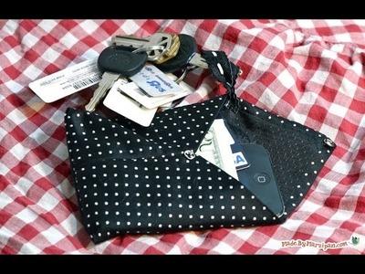 DIY Necktie Necklace & Wallet Tutorial