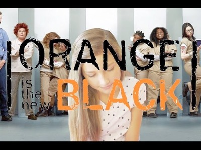 DIY Orange is the New Black Halloween Costume! | fetchinqflo