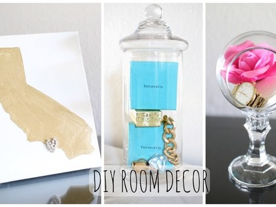 DIY Room Decor! Cute & Affordable
