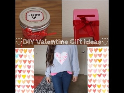 DIY Valentine Gift Ideas