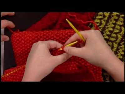 Fallen Leaves Knit-Along Pt. 3 on Knitting Daily TV (#503)