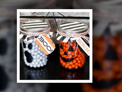 Halloween Craft Ideas - 25 Spooktastic Ways to Frighten Up Your Home!
