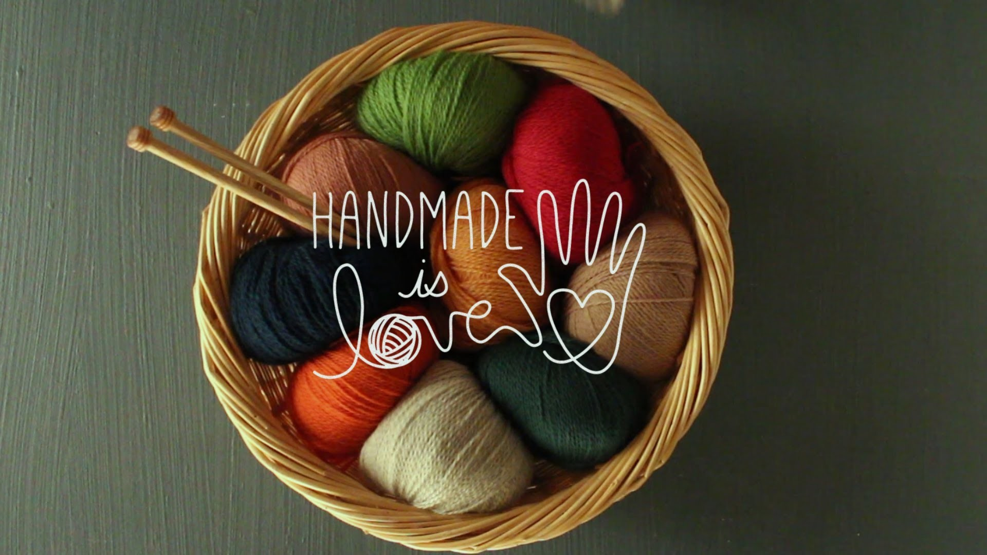 Handmade is Love by Knitpicks