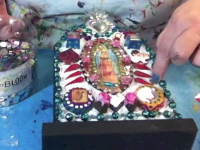 How to Decoden: Shrines and Boxes    DIY Project