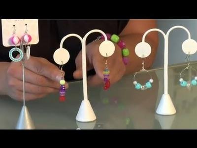 Ideas for Beaded Earrings - Beading