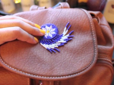 Make It Your Own! [diy Beaded Bag]