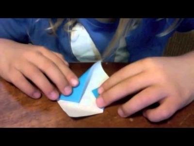 Origami Bikini top